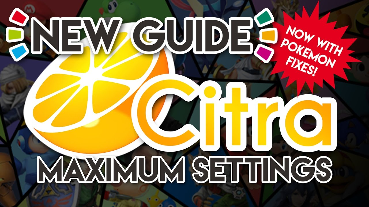 3DS Emulator FULL Guide – Controllers, Game Fixes and Pokemon Hacks